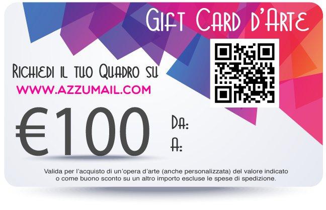 100-euro-carta-regalo-gift-card-azzumail-idea-natale-2015-personalizzato-originale