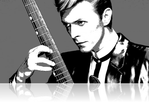 07-David-Bowie-Art-Arte-dipinto-a-mano-quadro-moderno-pop-art-omaggio-cantautore-cantante-duca-bianco-azzumail