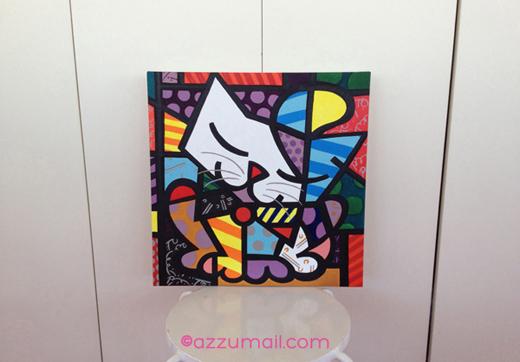 00-compro-vendo-cerco-offro-quadro-dipinto-a-mano-pop-art-romero-britto-gatto-quadri-arredamento-casa-idea-regalo-originale-copia-falso-d-autore-popart-arte-moderna-art-galleria-museo-contemporaneo-moderno-colori-su-tela-gallery-azzumail