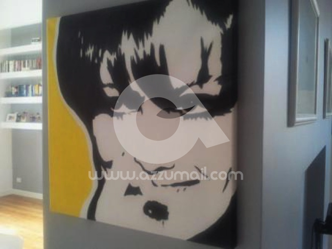 12-quadri-attori-famosi-amici-popart-pop-art-compro-vendo-cerco-dipinti-a-mano-arredamento-moderno-cantanti-vip-personaggi-twilight-onedirection-one-direction-stile-azzumail