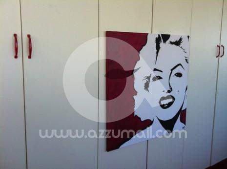 Arredamento Stile Pop Art : Hollywood portraits