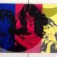 8-quadro-popart-pop-art-fumetti-cartoons-cartoni-animati-disney-lupin-diabolik-wonder-woman-spiderman-batman-fujiko-margot-zenigata-azzumail
