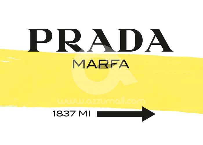 04-Quadro-gossip-girl-Prada-Marfa-Series-pennellata-giallo