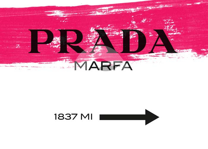 06-Quadro-gossip-girl-Prada-Marfa-Series-pennellata-fucsia