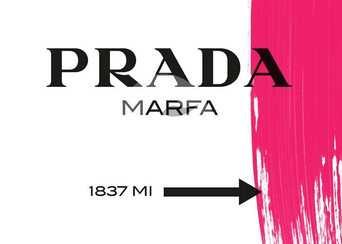 07-Quadro-gossip-girl-Prada-Marfa-Series-pennellata-rosso
