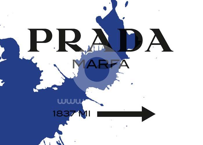 08-Quadro-gossip-girl-Prada-Marfa-Series-pennellata-blu