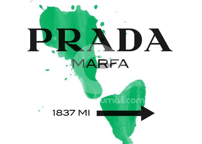 10-Quadro-gossip-girl-Prada-Marfa-Series-schizzo-verde
