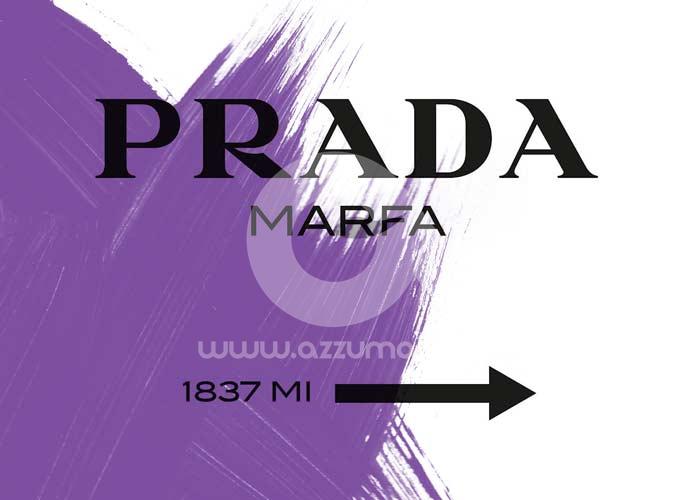11-Quadro-gossip-girl-Prada-Marfa-Series-schizzo-viola