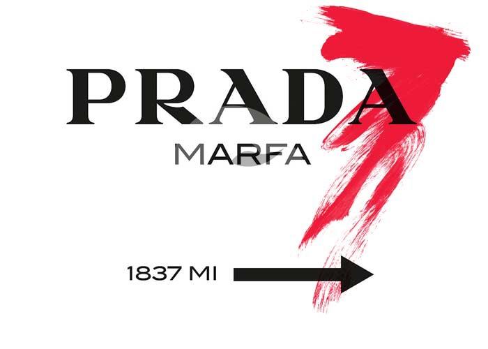 12-Quadro-gossip-girl-Prada-Marfa-Series-schizzo-rosso-moderno