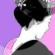 12-quadro-moderno-arredamento-orientale-geisha-maiko-arte-contemporanea-pop-art-buono-sconto-azzumail-giappone-japan-art-dipinto-a-mano