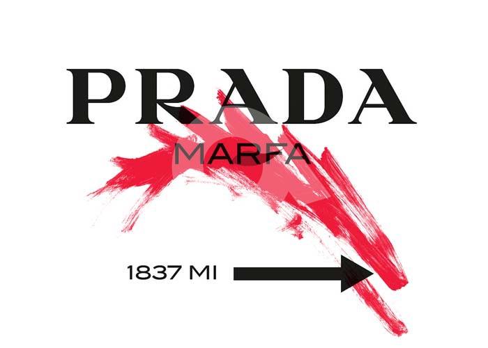 13-Quadro-gossip-girl-Prada-Marfa-Series-schizzo-rosso-centro