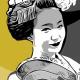14-quadro-moderno-arredamento-orientale-geisha-maiko-arte-contemporanea-pop-art-buono-sconto-azzumail-giappone-japan-art-dipinto-a-mano