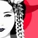 15-quadro-moderno-arredamento-orientale-geisha-maiko-arte-contemporanea-pop-art-buono-sconto-azzumail-giappone-japan-art-dipinto-a-mano