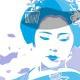 9-quadro-moderno-arredamento-orientale-geisha-maiko-arte-contemporanea-pop-art-buono-sconto-azzumail-giappone-japan-art-dipinto-a-mano