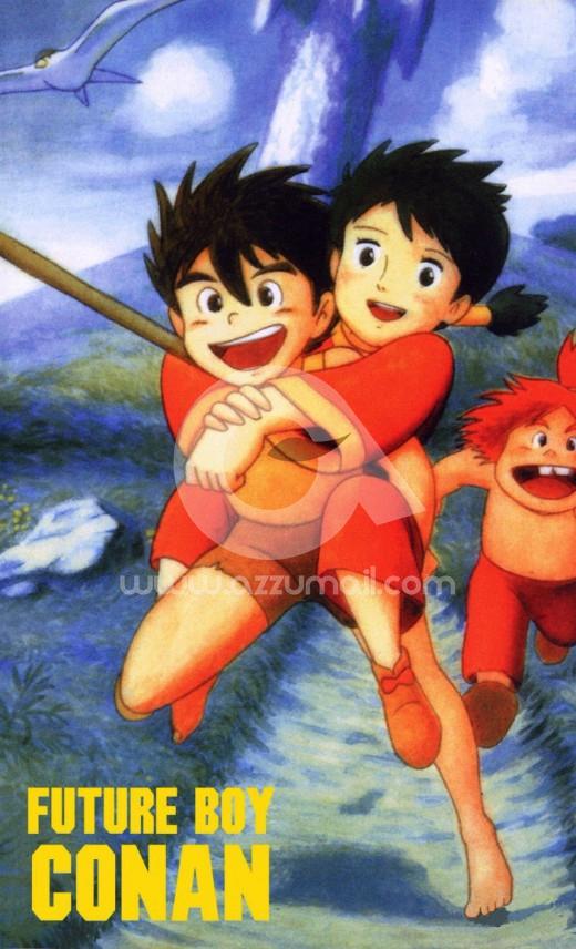 00-locandina-quadro-cartoni-animati-fumetti-conan-il-ragazzo-del-futuro-coppia-idea-arredo-azzumail