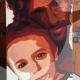 01-quadro-ritratto-personalizzato-padre-e-figlio-idea-regalo-ricordo-indelebile-amore-genitori-infanzia-popart-pop-art-dipinto-a-mano-handmade-originale