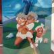 02-quadro-cartoni-animati-fumetti-conan-il-ragazzo-del-futuro-coppia-idea-arredo-azzumail
