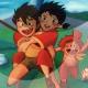 04-quadro-cartoni-animati-fumetti-conan-il-ragazzo-del-futuro-coppia-idea-arredo-azzumail