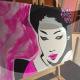 07-dipinto-a-mano-moderno-quadro-ritratto-geisha-personalizzato-malva-e-argento-giappone-japan-oriente-kanjii-idea-regalo-per-arredamento