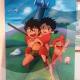 10-quadro-cartoni-animati-fumetti-conan-il-ragazzo-del-futuro-coppia-idea-arredo-azzumail