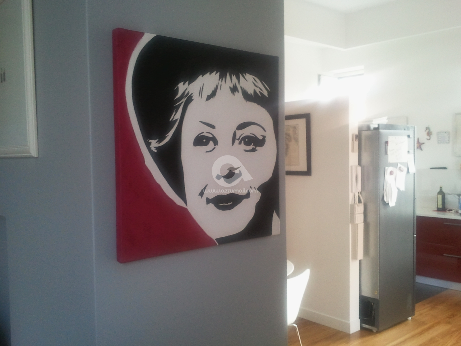 Arredamento Stile Pop Art : Foto galleria di quadri moderni stile pop art dipinti a mano