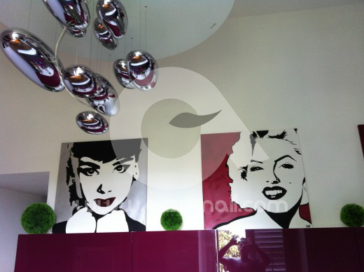 ritratti-quadri-pop-art-da-foto-liz-taylor-audrey-hepburn-marilyn-monroe-film-attrici-hollywood-salotto-studio-cucina-casa-idea-regalo-arredo-arredamento