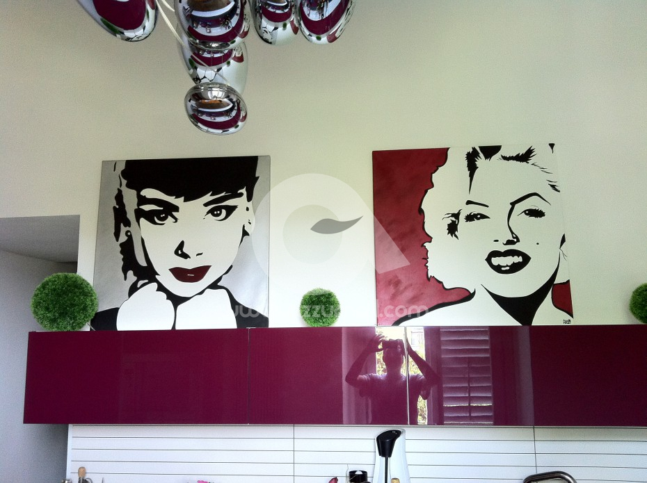 A casa vostra - Dipinti moderni per cucina ...