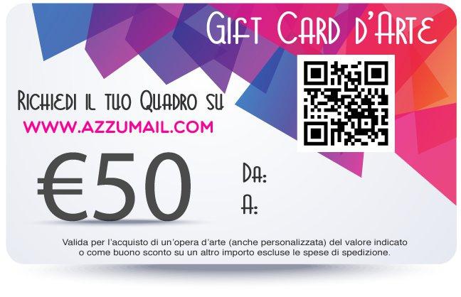 50-euro-carta-regalo-gift-card-azzumail-idea-natale-2015-personalizzato-originale