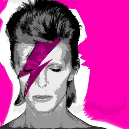 00-David-Bowie-Art-Arte-dipinto-a-mano-quadro-moderno-pop-art-omaggio-cantautore-cantante-duca-bianco-azzumail