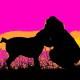 04-idea-regalo-natale-cuccioli-animali-domestici-migliori-amici-cani-gatti-quadri-dipinti-a-mano-ritratti-moderni-pop-art-arredamento