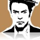 06-David-Bowie-Art-Arte-dipinto-a-mano-quadro-moderno-pop-art-omaggio-cantautore-cantante-duca-bianco-azzumail