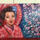 05-quadro-moderno-geisha-fine-art-dal-vero-ritratto-donna-orientale-fiori-di-ciliegio-grande-dipinto-idea-arredo-regalo-azzumail