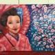 06-quadro-moderno-geisha-fine-art-dal-vero-ritratto-donna-orientale-fiori-di-ciliegio-grande-dipinto-idea-arredo-regalo-azzumail