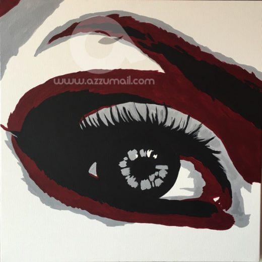 03-quadri-moderni-per-arredamento-idea-regalo-sexy-simboli-sesso-donna-occhi-labbra-rosse-ciliegia-sensuale-zebrato-dipinti-a-mano-arte-azzumail-pop-art